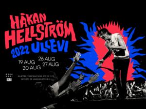 Håkan Hellström 2022 Ullevi.