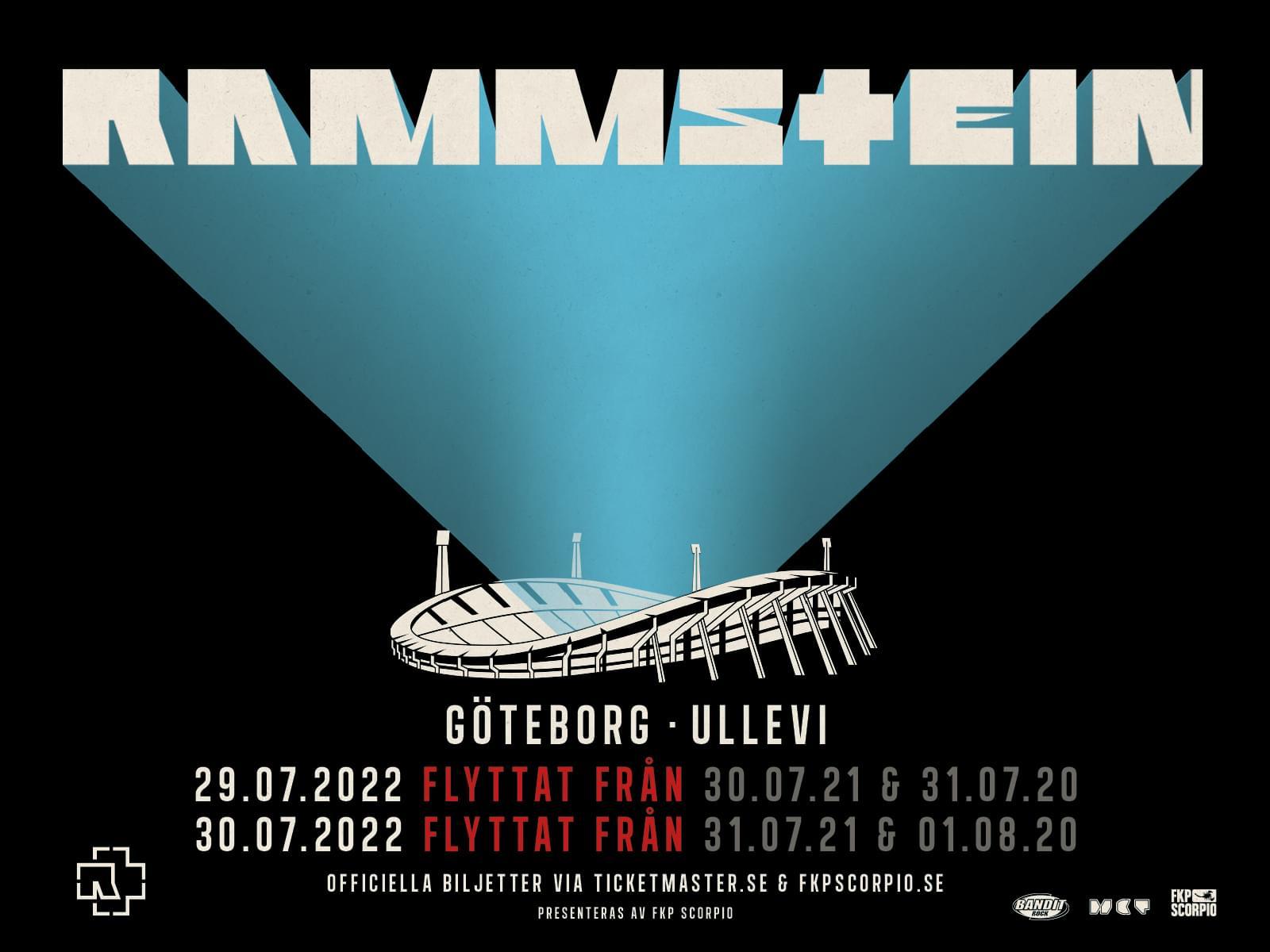Rammstein.