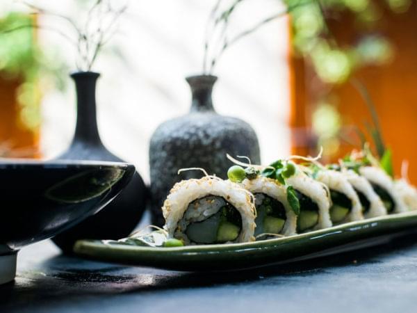 Sushi from Vrå