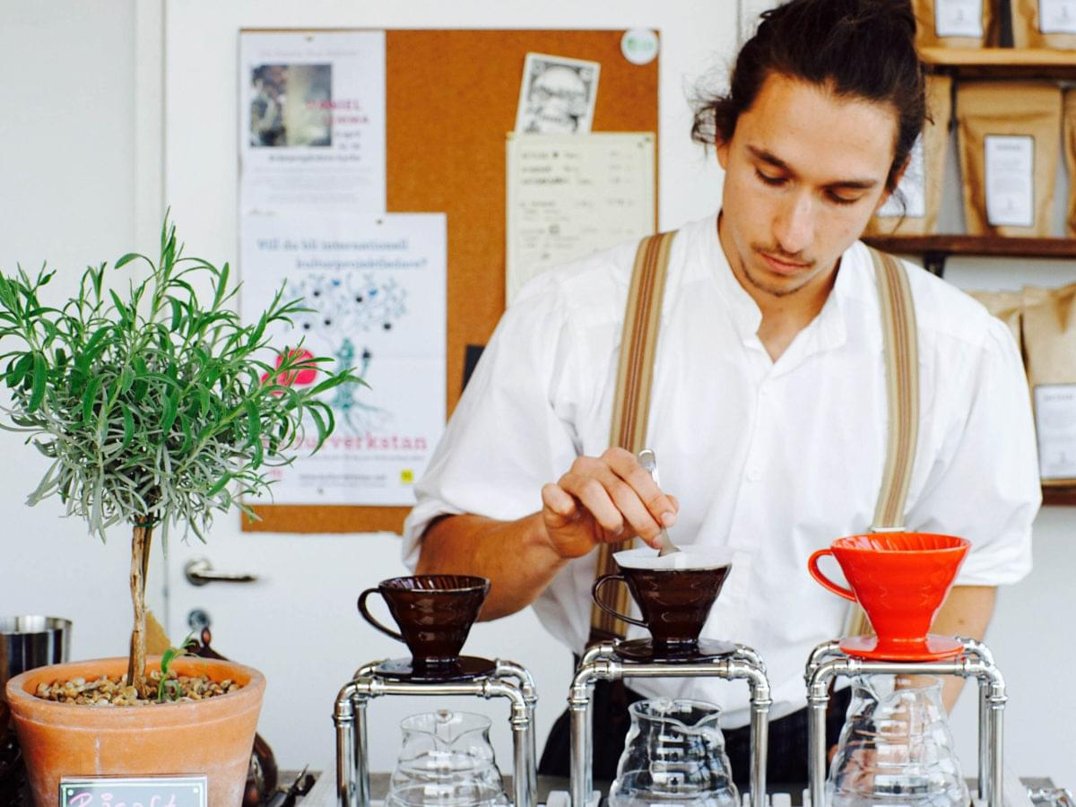 Alkemisten kaffebar