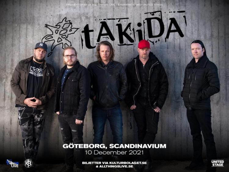 Takida Scandinavium 10 december.