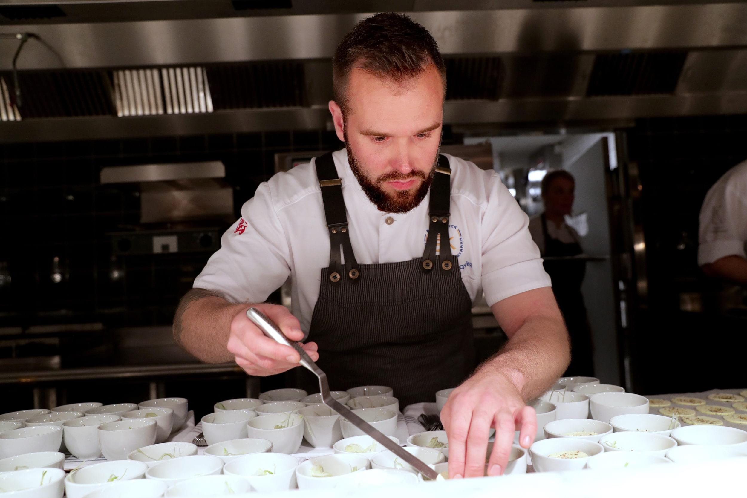 Chef of the year 2018, David Lundqvist